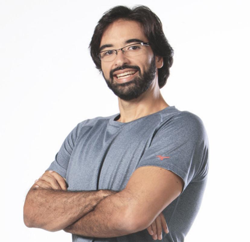 Fabiano Lacerda - Coach de vida, palestrante e influenciador digital
