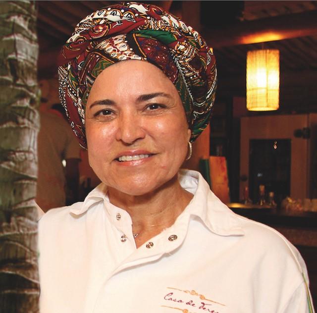 Tereza Paim - Cozinheira, pesquisadora e apaixonada pela cozinha baiana