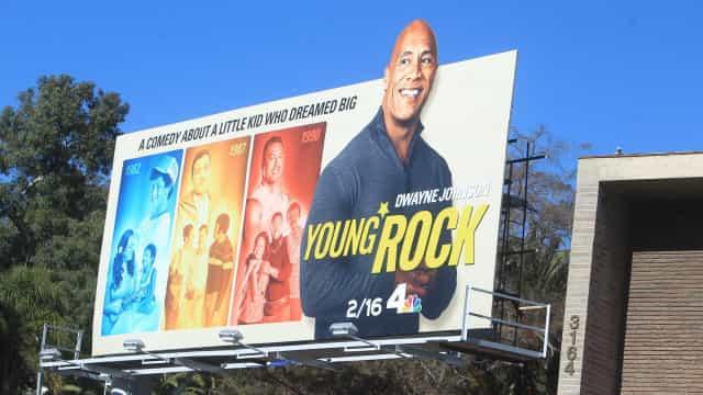 The Rock anuncia filme 'Adão Negro' para julho de 2022