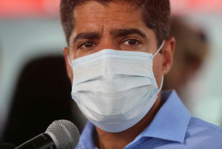 'Não há outro projeto político que não seja disputar o governo da Bahia', afirma ACM Neto