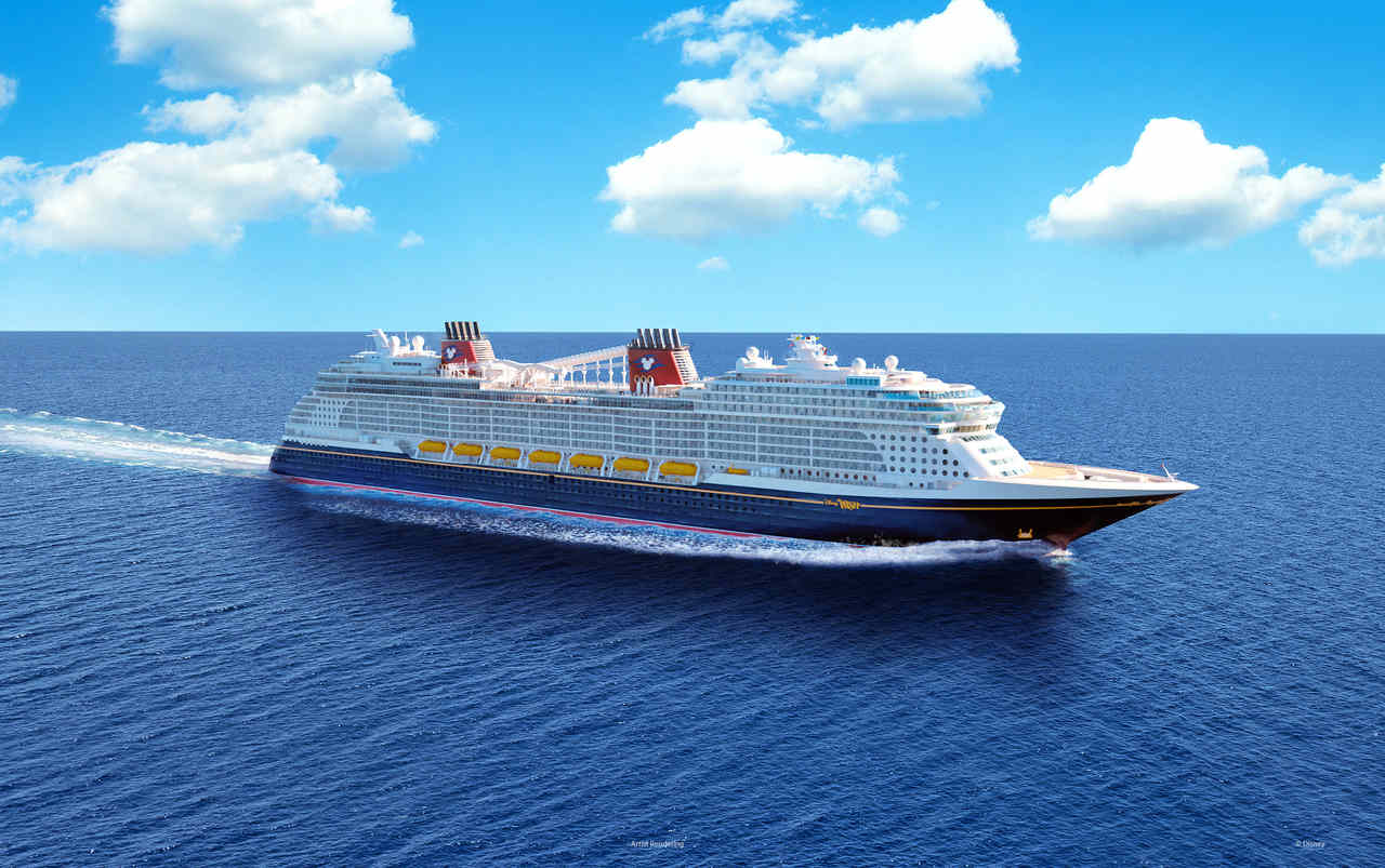 Novo navio da Disney terá bar de Star Wars, restaurante da Marvel e outras novidades