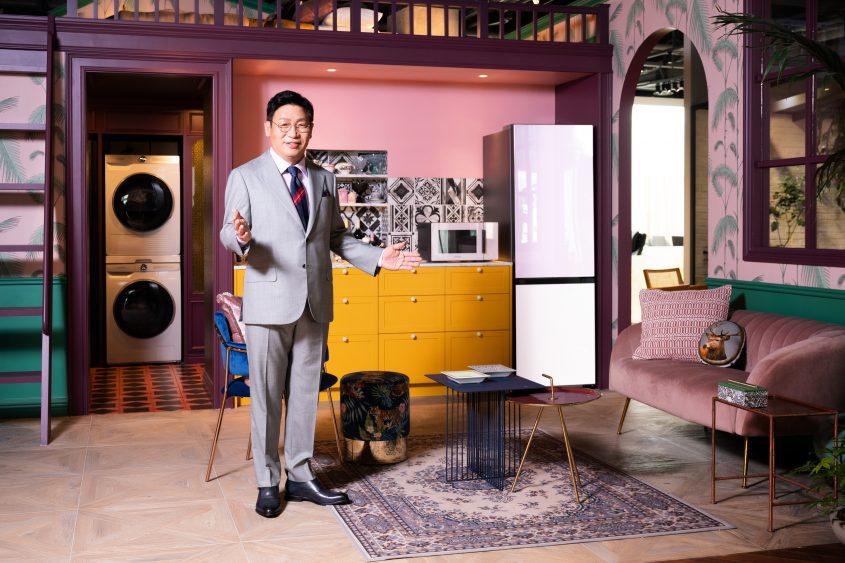 """Samsung apresenta """"Bespoke Home"""""""