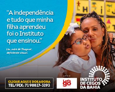 INSTITUTO DE CEGOS - CORTESIA