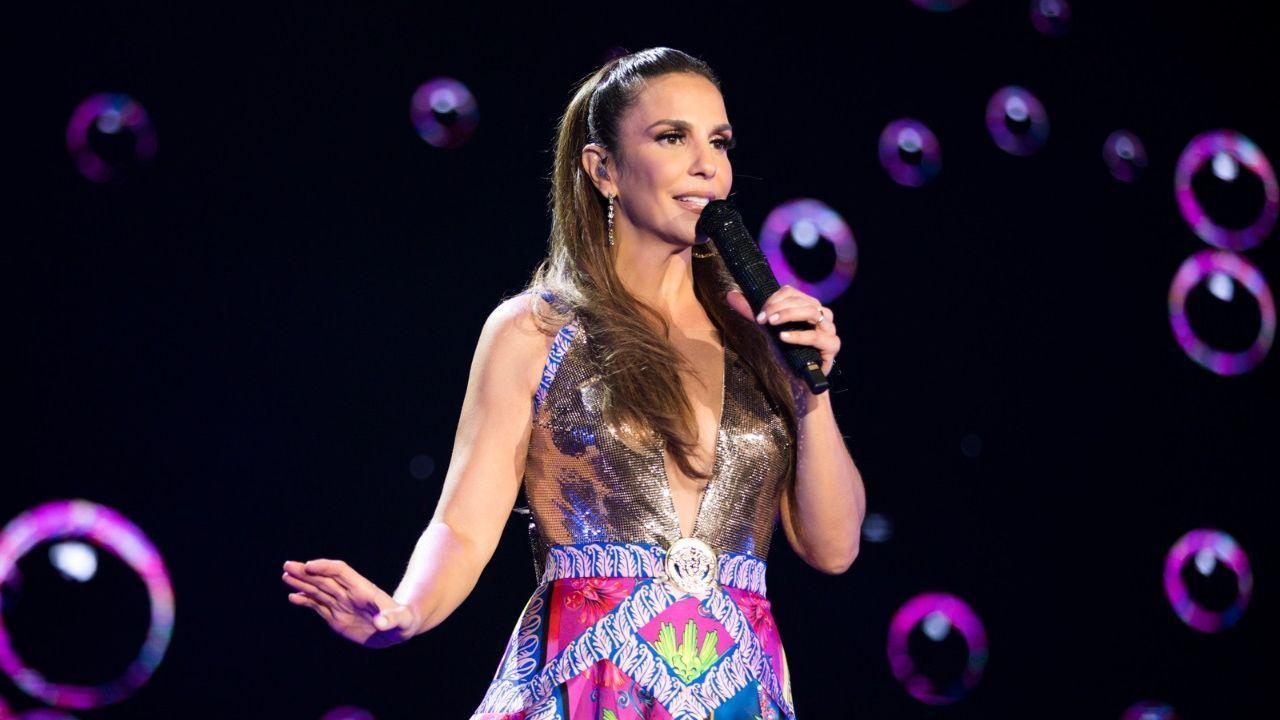Ivete Sangalo vai apresentar novo reality musical da Globo
