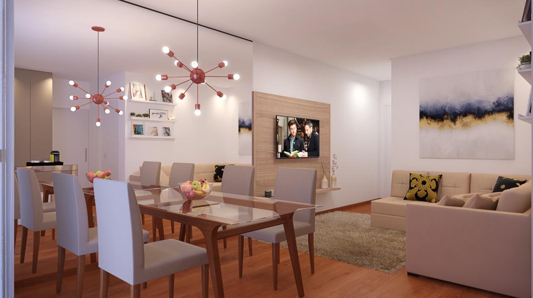 Espelhos são aliados na decoração dos cômodos residenciais