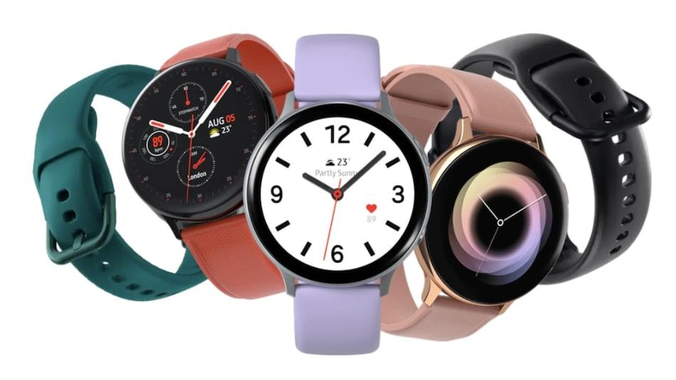 Reveladas imagens oficiais do novo relógio da Samsung