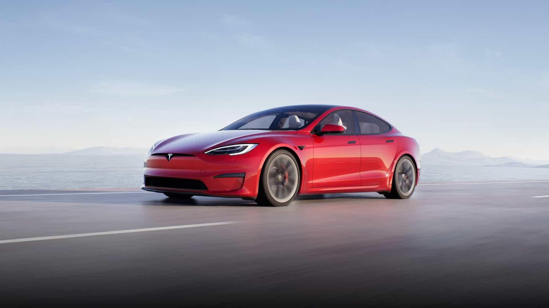 Tesla faz recall de 285 mil veículos na China por riscos em piloto automático