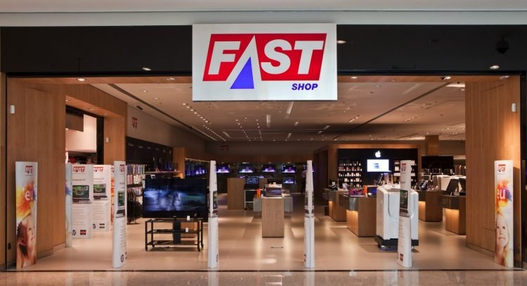 Fast Shop comemora 35 anos com ofertas exclusivas e descontos de até 40%, frete grátis e entrega em duas horas