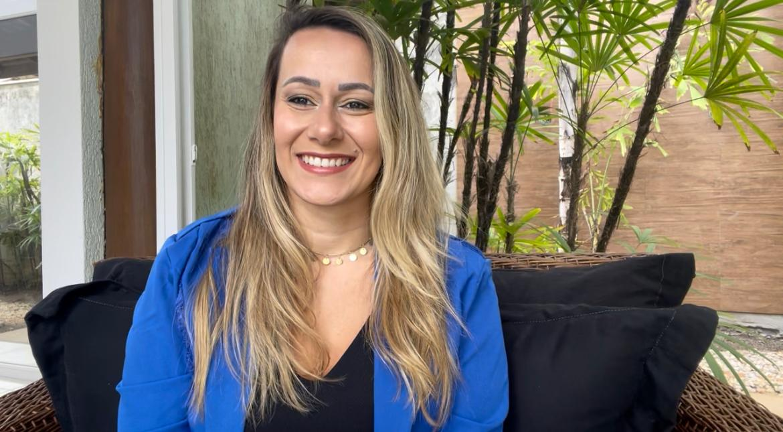 Emili Barberino é a única baiana palestrante do 'Flow Summit 2021'