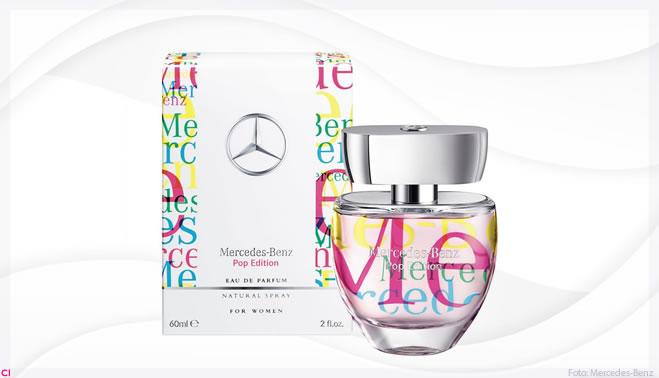 Pop Edition é a nova versão de Mercedes-Benz Woman
