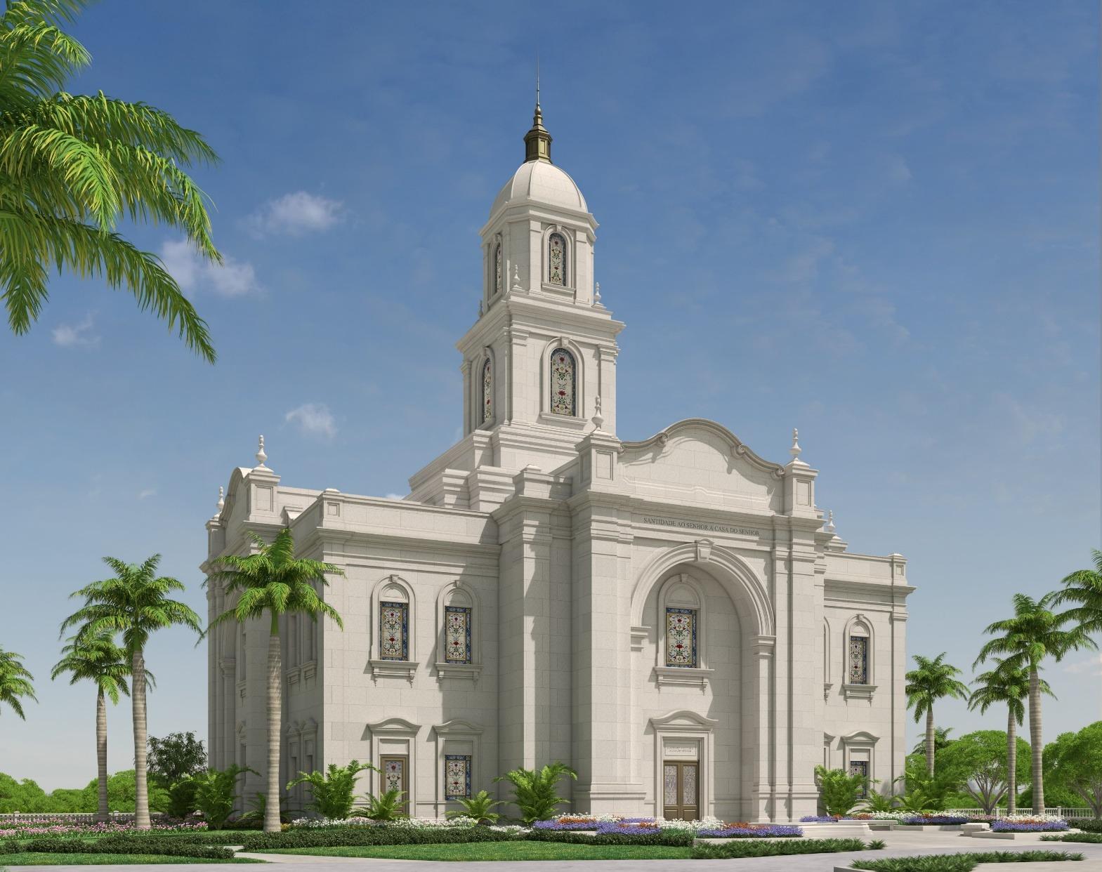 Salvador ganhará templo sustentável projetado com traços da arquitetura colonial da Bahia