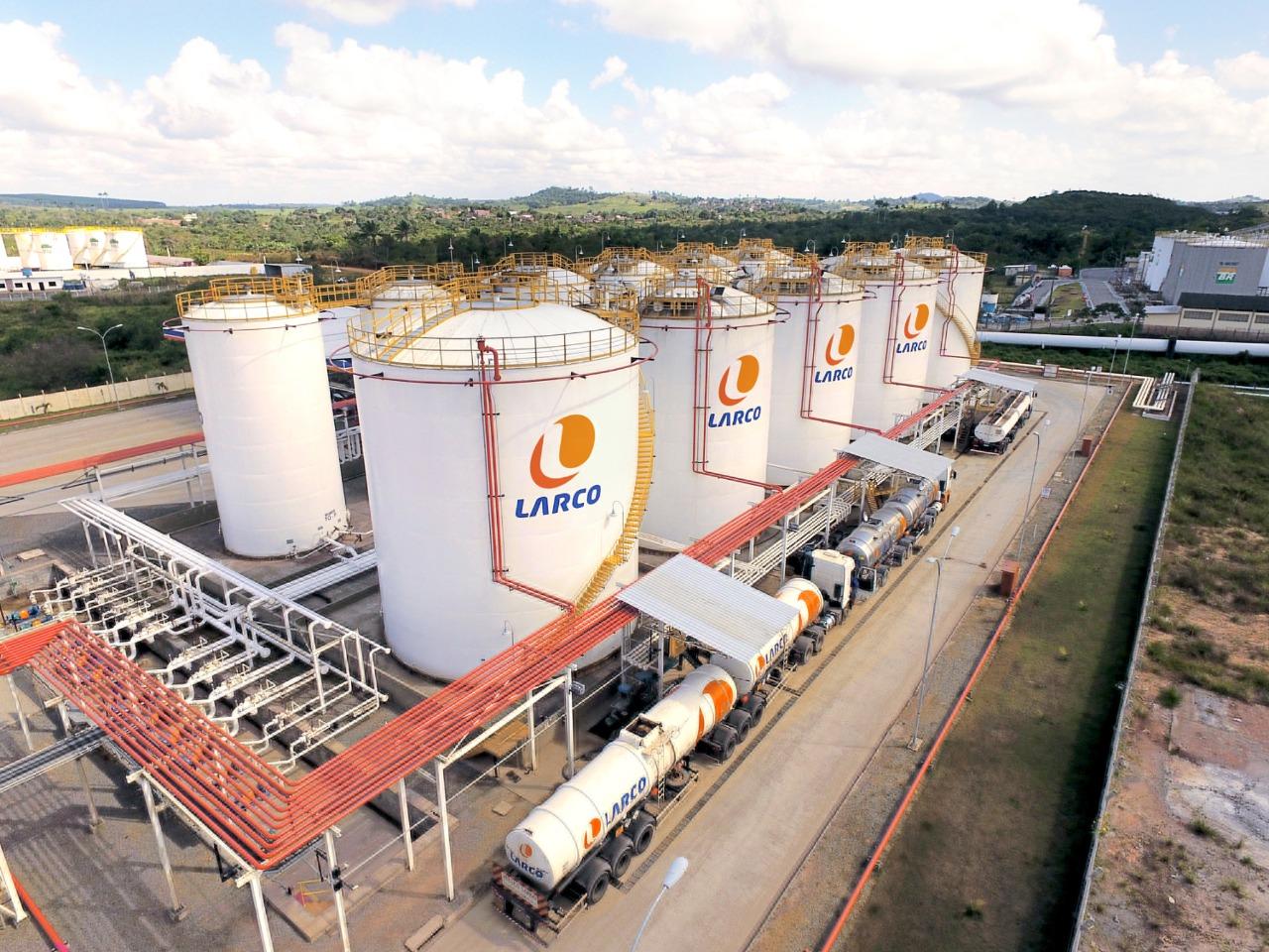 Larco aparece em ranking entre as melhores empresas do País