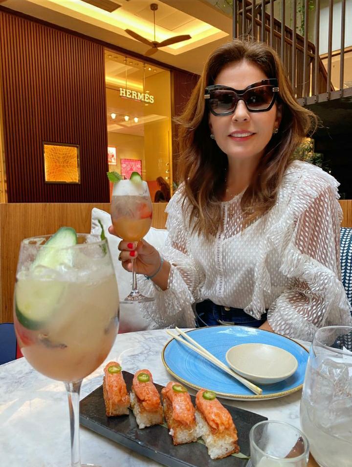 Em São Paulo, Anna Libório faz um tour varejista e revela novidades