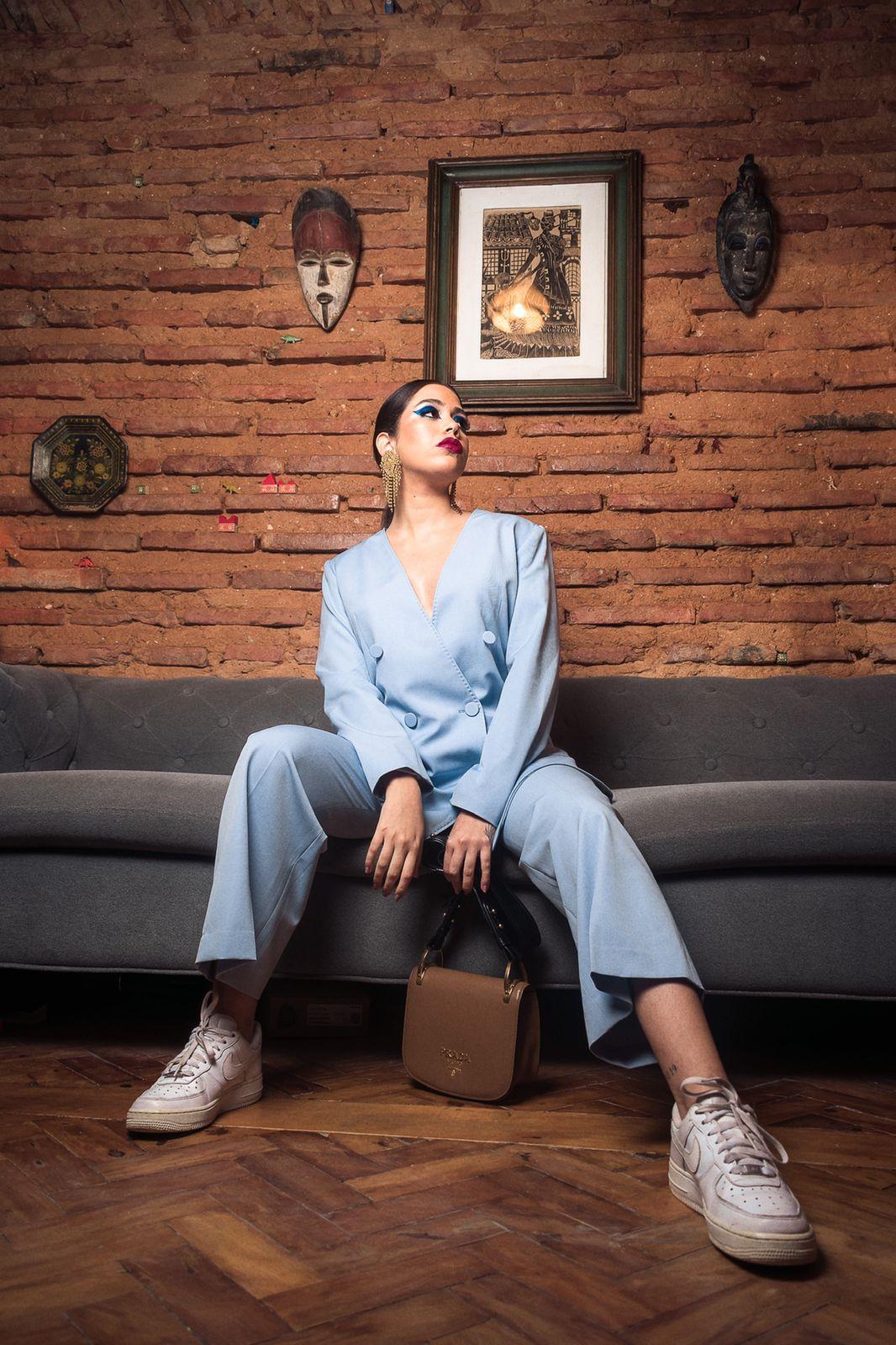 Sofia Muzzio aposta firme e forte em consultorias de visagismo