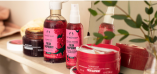 The Body Shop antecipa o início da primavera com lançamentos edição limitada
