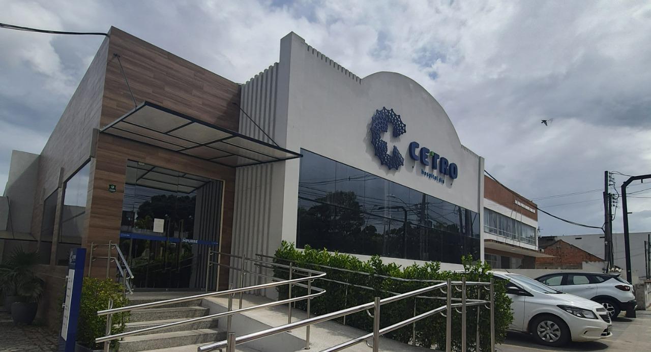 Hospital Cetro, em Alagoinhas, agora é Hapvida