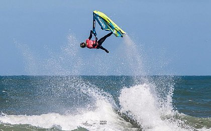 Bruno Jacob retorna ao Mundial de Motosurf Freeride