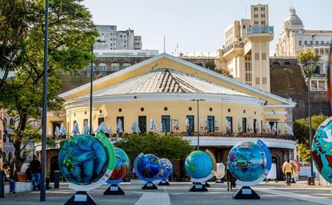 Exposição em Salvador inspirada em objetivos da ONU para um mundo melhor ganha tour virtual