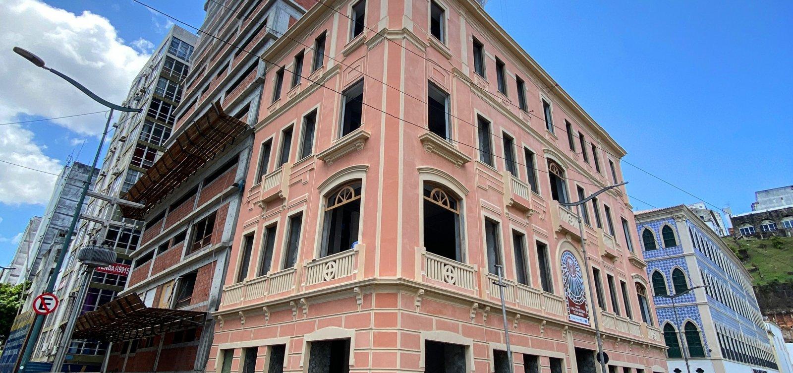 Prefeitura anuncia construção de Casa da História de Salvador