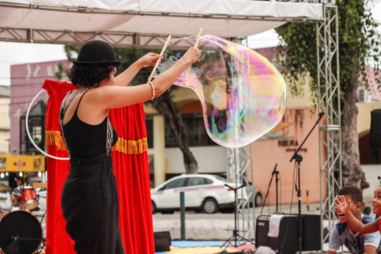 Shopping Paseo comemora Mês das Crianças com atrações lúdicas e criativas