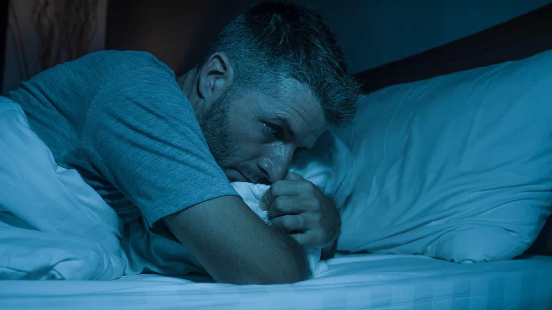 Dormir pouco pode afetar a saúde mental