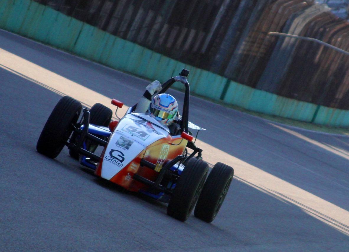5ª etapa da F1600L terá participação do piloto Diogo Moscato