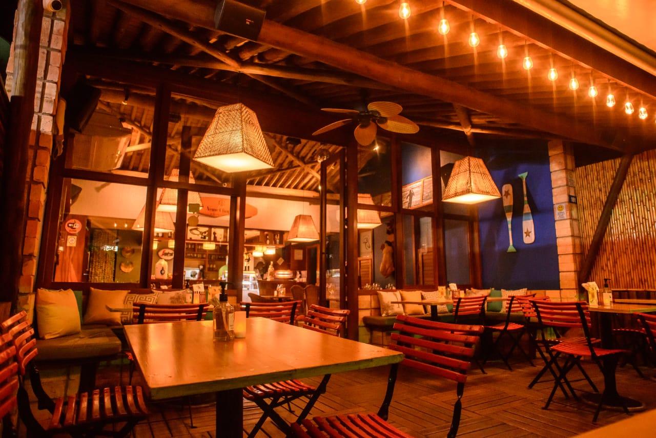 Da gastronomia à música! Café do Forte é a boa pedida de Praia do Forte para este feriadão