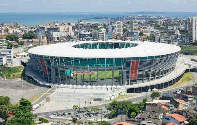 Pida Music Festival: Arena Fonte Nova retoma agenda cultural