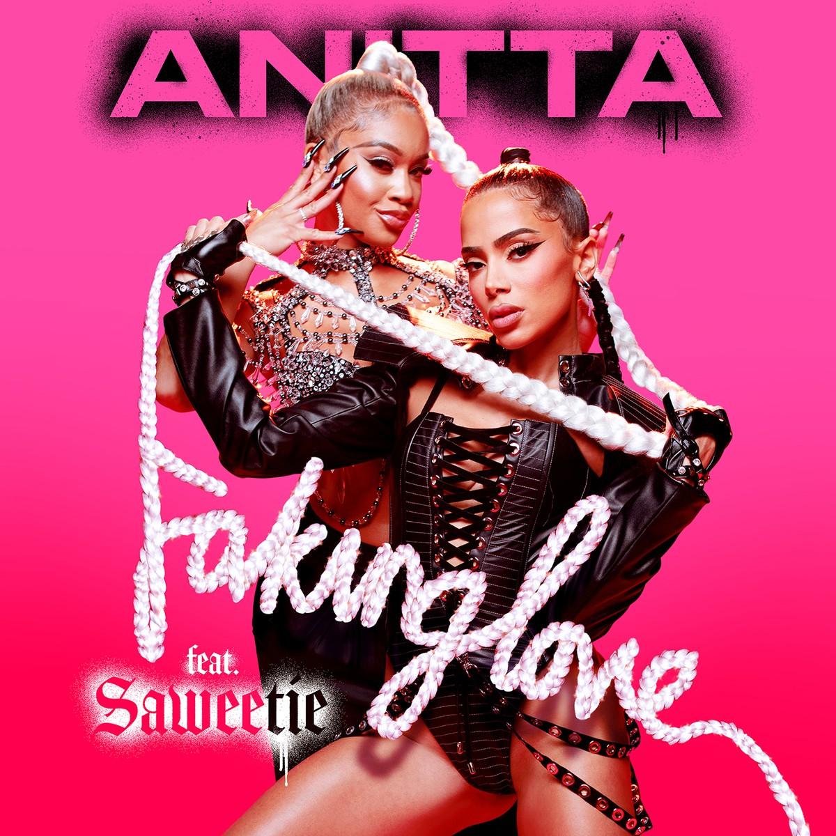 Lançamento do terceiro single do Álbum 'Girl from Rio' da cantora e empresária Anitta acontece hoje às 21h