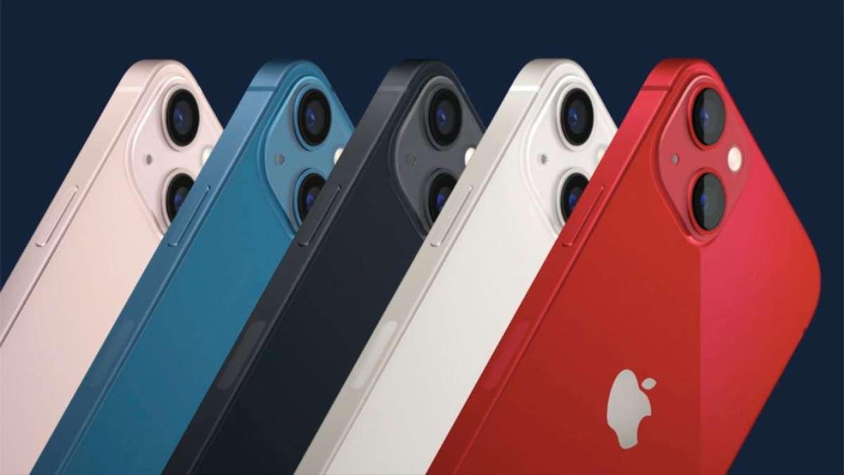 Apple inicia pré-venda dos iPhone 13 no Brasil