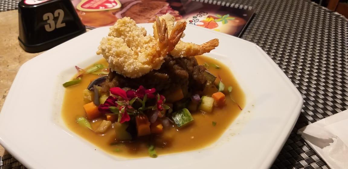 Chef Lelo assina prato do VIII Festival Sabores de Itacaré para o Restaurante Sabores da Terra do Ecoporan