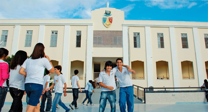 Colégio Antônio Vieira abre processo seletivo para 40 bolsas de estudo integrais